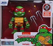"Teenage Mutant Ninja Turtles - Raphael 4"" Scale Metals Die-Cast Figure"