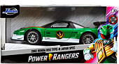 Power Rangers - Green Ranger's 2002 Honda NSX Type-R Japan Spec 1/32 Scale Hollywood Rides Die-Cast Vehicle Replica