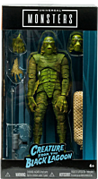 """Creature from the Black Lagoon (1954) - The Creature 6"""" Action Figure"""