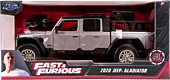Fast & Furious 9 - 2020 Jeep Gladiator 1/24th Scale Metals Die-Cast Vehicle Replica