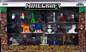 "Minecraft - Nano Metalfigs Wave 05 1.5"" Die-Cast Figure 20-Pack"