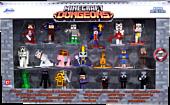 "Minecraft - Nano Metalfigs Wave 04 1.5"" Die-Cast Figure 20-Pack"