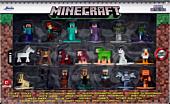 "Minecraft - Nano Metalfigs Wave 06 1.5"" Die-Cast Figure 20-Pack"