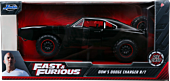 Furious 7 - Dom's 1970 Off Road Dodge Charger R/T 1/24th Scale Metals Die-Cast Vehicle Replica