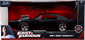 Fast & Furious - Dom's 1970 Dodge Charger R/T 1/24th Scale Die-Cast Vehicle Replica