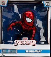 """Spider-Man - Classic Spider-Man 4"""" Scale Metals Die-Cast Figure"""