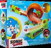 Sonic the Hedgehog - Classic Pinball Track Playset