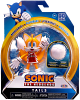 """Sonic the Hedgehog - Tails 4"""" Action Figure"""