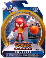 """Sonic the Hedgehog - Knuckles 4"""" Action Figure"""