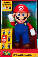 """Super Mario - It's-A-Me! Mario 12"""" Action Figure"""