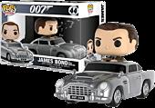 007 James Bond in Aston Martin DB5 Funko Pop! Ride Vinyl Figure