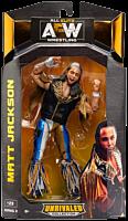 "AEW: All Elite Wrestling - Matt Jackson Unrivaled Collection 6"" Action Figure"