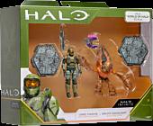 "Halo - UNSC Marine & Grunt Conscript Heroes vs. Villains 3.75"" Action Figure 2-Pack"
