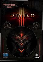 Diablo 3 - Face Sticker