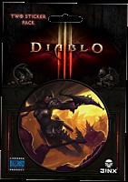 Diablo 3 - Demon Hunter Class Sticker