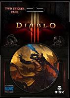 Diablo 3 - Monk Class Sticker