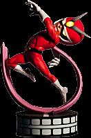 "Capcom All Stars - Viewtiful Joe 13.5"" Statue (Exclusive Edition)"