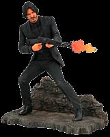"John Wick: Chapter 2 - John Wick Catacombs 9"" PVC Diorama Statue"