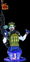 Joker Super Villains Bust - Main Image