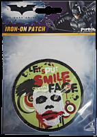 Batman: The Dark Knight - Joker Iron on Patch