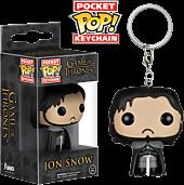 Game of Thrones - Jon Snow Pocket Pop! Vinyl Keychain