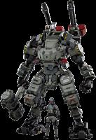 Dark Source - Steel Bone H20 Firepower Mecha 1/25th Scale Action Figure
