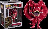 Jurassic Park Red Dilophosaurus Pop! Vinyl Figure