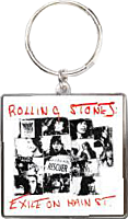 Rolling Stones - KeyRing Exile On Main Street