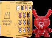 "Dunny - Jean-Michel Basquiat Faces Mini Series Blind Box 3"" Vinyl figure (Single Unit)"