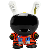 "Dunny - ACES Astronaut The Stars My Destination 8"" Vinyl Figure"