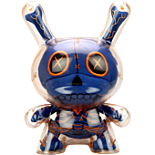 "Dunny - Gashadokuro Plush Guts Midnight Edition 8"" Vinyl Figure"
