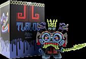 "Dunny - Tlaloc 8"" Vinyl Figure by Jesse Hernandez"