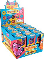 Yummy World - Attack of the Donuts Blind Bag Keychain (Display of 24)