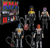 "Kiss - Alive II Concert Lighting 3.75"" Action Figure Deluxe Box Set (2019 NYCC Exclusive)"