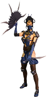 "Mortal Kombat X - Kitana 6"" Action Figure (Series 2)"
