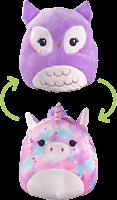 """Squishmallows - Prim & Miranda Flip-A-Mallow 12"""" Plush"""
