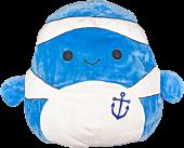 "Squishmallows - Ricky the Blue Clownfish 16"" Plush"