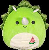 "Squishmallows - Tristan the Green Triceratops 16"" Plush"
