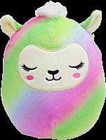 "Squishmallows - Leslie the Llama 7"" Plush"