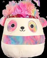 """Squishmallows - Pearson the Panda Squish-Doos 12"""" Plush"""