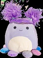 """Squishmallows - Beula the Octopus Squish-Doos 12"""" Plush"""