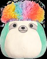 """Squishmallows - Aqua the Sloth Squish-Doos 12"""" Plush"""