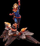 Marvel - Captain Marvel 1/10th Scale ArtFX Premier Statue
