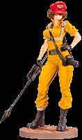 G.I. Joe - Lady Jaye Canary Ann Color Bishoujo 1/7th Scale Statue