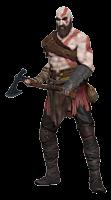 God of War (2018) - Kratos 1:1 Scale Life-Size Foam Replica | Popcultcha