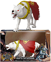 """DC Primal Age - Krypto the Superdog 11"""" Action Figure by Funko."""