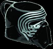 Kylo Ren 3D Molded Ceramic Mug
