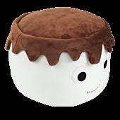 "Large Dipped Marshmallow 16"" Plush"