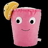 "Yummy World Large Pink Lemonade 16"" Plush"