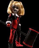 "LDD Presents - Harley Quinn Unmasked 10"" Living Dead Doll (2017 Summer Exclusive)"